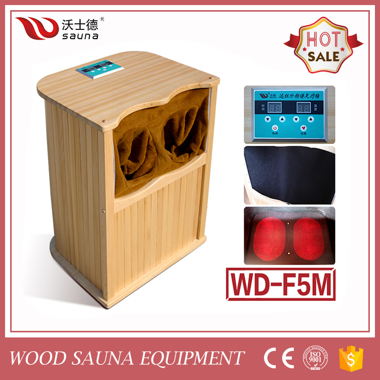 Easy to handle electric house outdoor far infrared foot sauna room