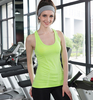 ladies tops latest design Customized Racer Back pictures of girls cotton tops Tank Tops Wholesale