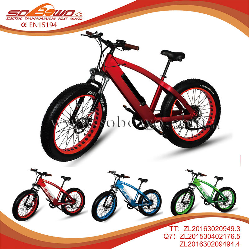 fat tire bike in india electric bike