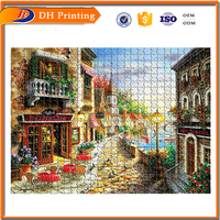 intellectual puzzles jigsaw promotion combination puzzle very cheap toys ravensburger puzzle
