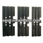 Sell PC60-1/2/3/5 S50 D20 ZY65 steel track shoe oem no.201-32-15111(480mm) or PC40-7 PC45 PC50-7/8 SK40 track pad