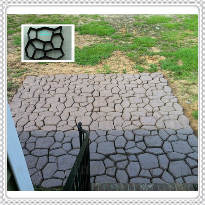 Plastic Concrete paving mold Paving brick Moulds for sale south africa