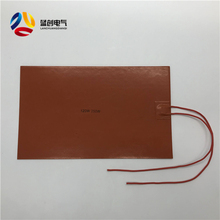 Heat Resistant mat 110v /220v rubber heater pad heater in rubber