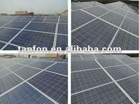 solar system 5KW grid off solar energy sytem for home use 10 years warranty