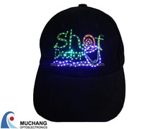 Led Flat Hats Factory Direct Supply