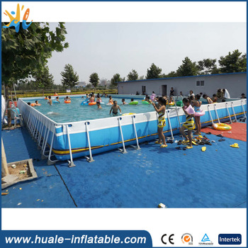 Inflatable gaint adult pool games best quality top sale inflatable swimming pool at cheap price