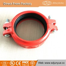 "Hot sale in Korea Market 21/2"" flexible coupling directly from JX factory"