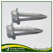 Top quality truss head galvanized steel self tapping screw