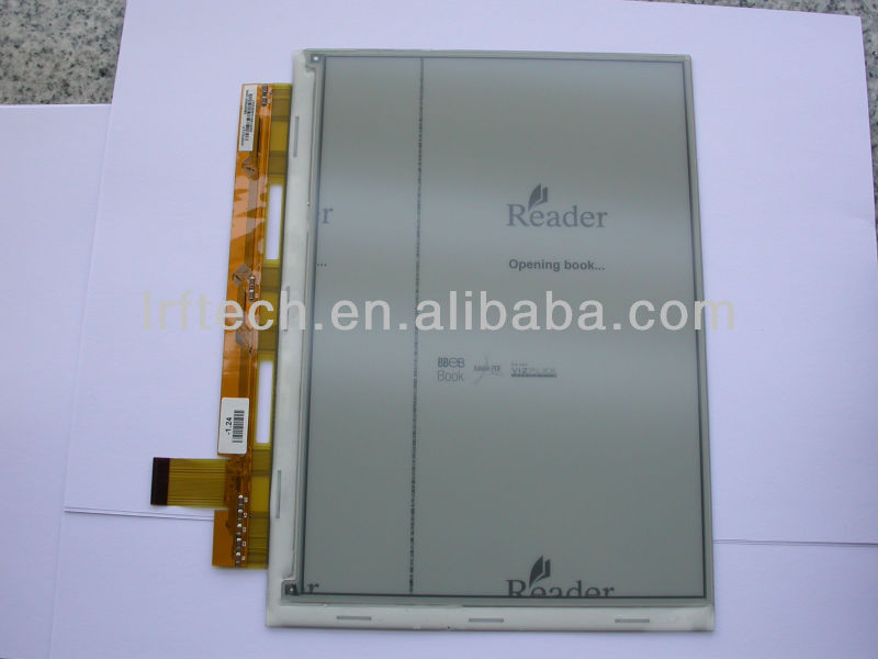 "ED0970C1, 9.0"" Ebook, 9.0"" Ebook screen, high definition and grade A+, orignnla new part"