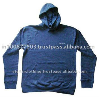 Customized Men's Hooded T-shirts