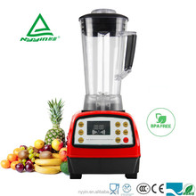 Christmas Gifts 2015 Hot sale multifunctional 3.0L milk Shake heavy duty commercial blender with German technology motor