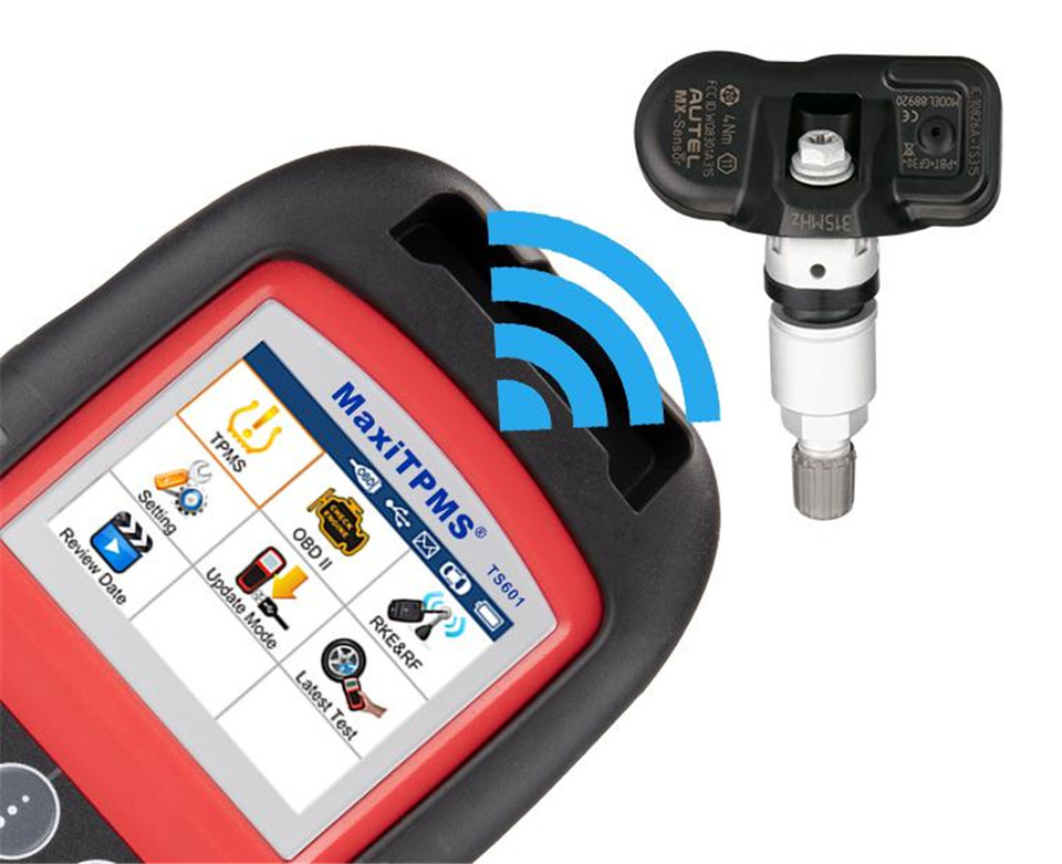 New Arrival professional Autel TPMS Diagnostic and Service Tool MaxiTPMS TS601 with best price