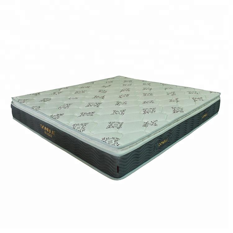 custom mattress in china factory 160x200 bs7177 euro top pocket spring foam - Jozy Mattress   Jozy.net
