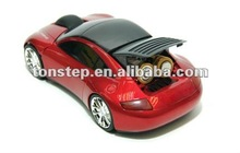 Very Good quality hot selling wireless car mouse /good quality car shape wireless mouse