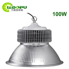 High Quality Factory Industrial High Bay LED Lighting Fitting, Mean Well 100W LED High Bay Light Fixture