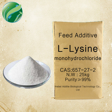China Suppliers Feed Additive L-lysine Monohydrochloride Eppen Lysine HCL