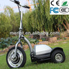 3 wheels brushless 500w motor electric scooter trike with CE