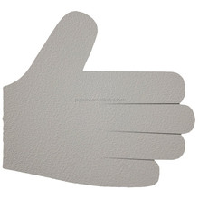 Latex foam material 4mm goalkeeper gloves