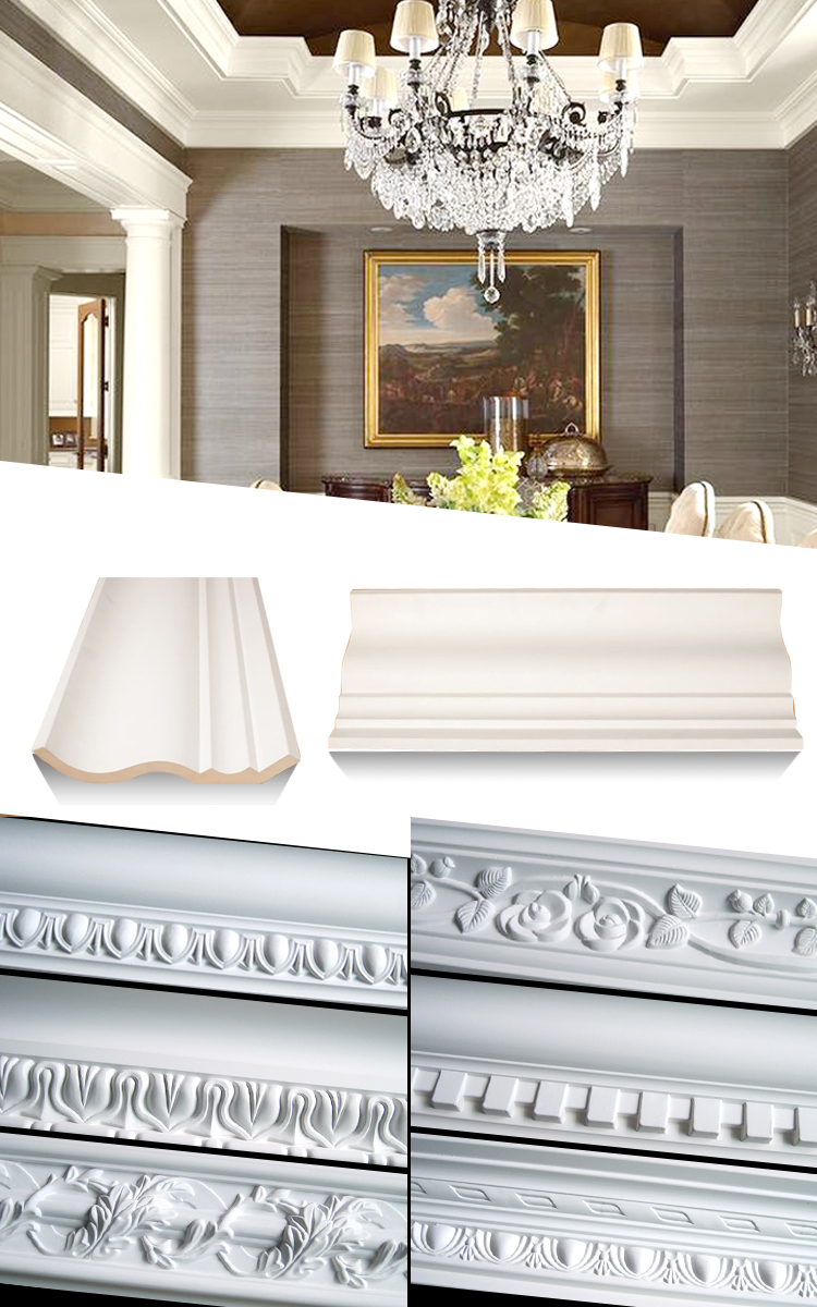 2016 New Design Exterior Molds For Gypsum Cornice Molding Buy Molds For Gyp