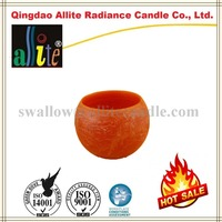 christmas decorative round ball candles