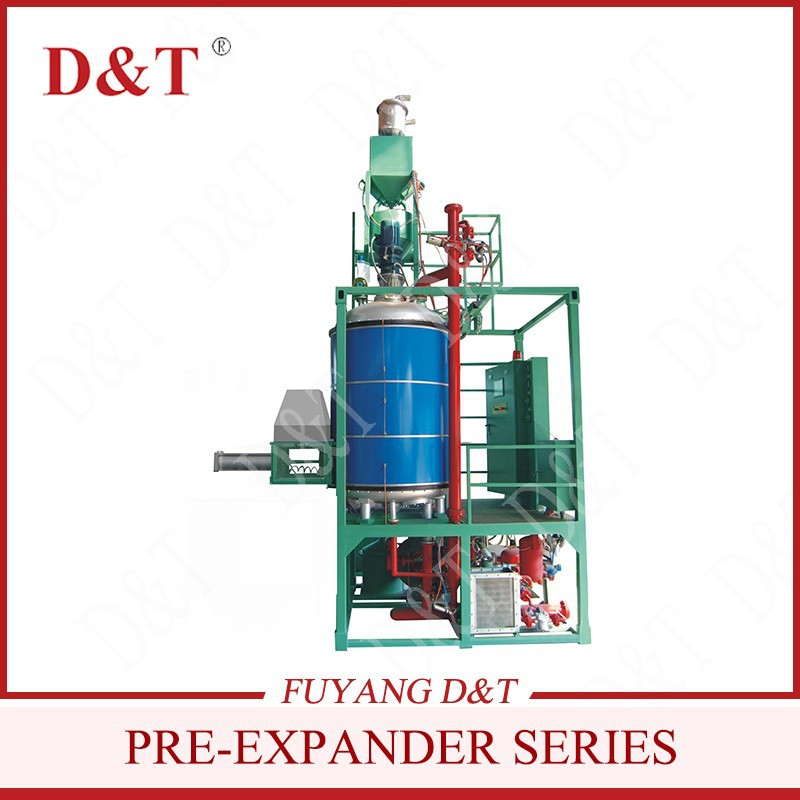 2016 - 2017 competitive hot product polystyrene beads machine