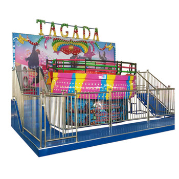 Children used amusement low price tagada ride for sale