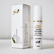 Placenta hydrating & anti wrinkle eye cream eye cream anti aging