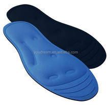 Liquid Hydro Gel Comfort Therapy Orthotic Insoles - Dynamic Gel Provides Arch Support, Absorbs Heel & Ball of Foot Shock