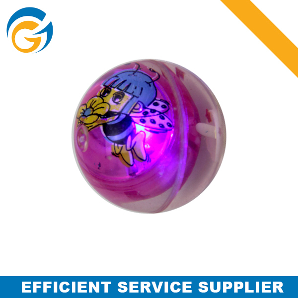 Led Flashing Bouncing Ball with Multi-color Light and Sound