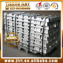 high grade 99.995 factory price pure zinc ingot for sale