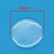 Bulk Clear Round Epoxy Domes Resin Stickers Cabochon Glass Dome Seals