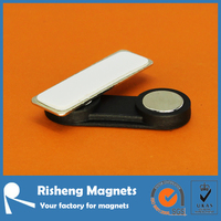 Magnetic name badge holders office depot with strong neodymium magnet ring name tag with magnet