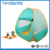 Children Inflatable Camping Tent Toy with Tools Toy Gear Play Set for Kids