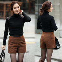 European new design knitwear high collar women's sweater M/L/XL