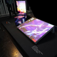 China Supplier double sided outdoor led light box from china