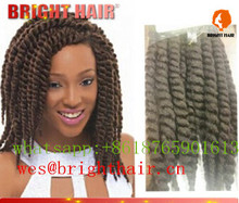 2016 top quality synthetic Havana Mambo twist hair braid