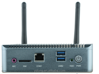 NFN29 NANO J1900 / j1800 2xlan usb3.0 Quad Core Nano PC with 1*RTL8111E gigabit LAN Chip, support Wake-on -LAN ,PXE