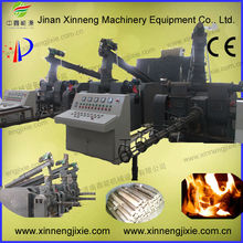 Pine nut shell/pine nut cone crushed briquetting machine for biomass