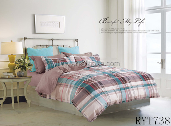Grossiste parure de lit moderne acheter les meilleurs for Literie chambre a coucher adulte