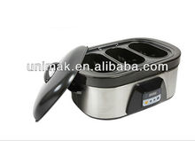 22L DIGITAL ROASTING OVEN WITH FOOD WARMER TRAY