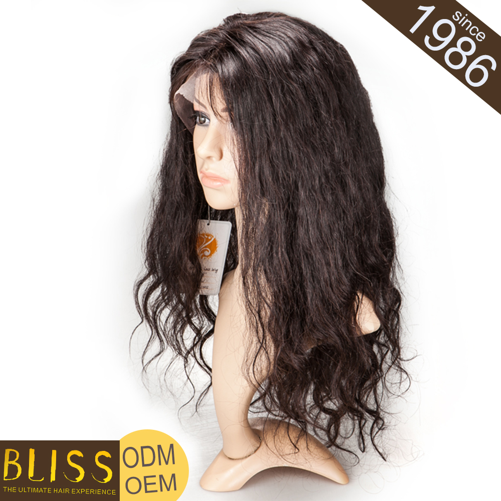 Oem/Odm 100% Natural Human Hair China Qd Premier Wigs Premier Full Lace Wigs
