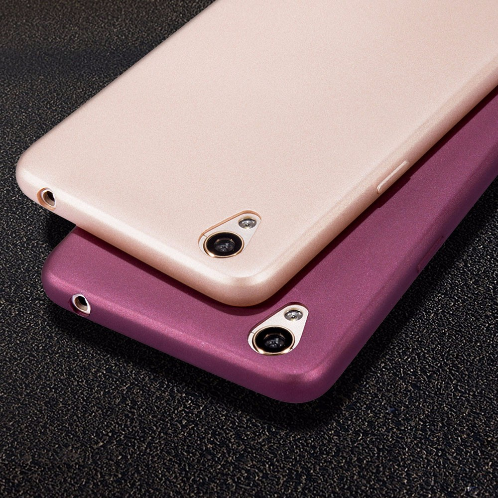 Made in China Golden Soft Phone Case for OPPO A37 Back Cover