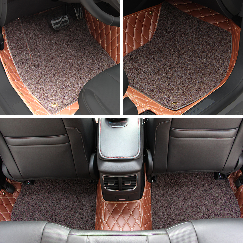 Cute Car Floor Mats For Volvo S60(Longer wheelbase version) 2014
