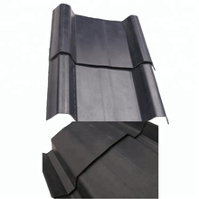 Recyclable impact proof asa pvc roof tile