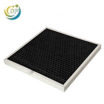 Professional customized HVAC used activated carbon air filter replacement