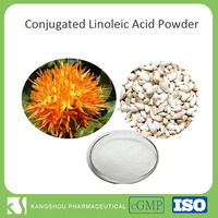 High Quality Safflower seed oil extract Conjugated Linoleic Acid 40% CLA powder