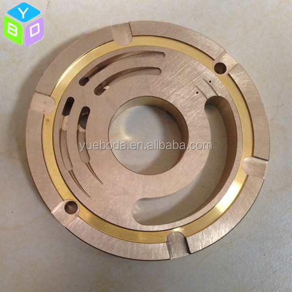Rexroth AP2D25LV1RST Hydraulic Pump Valve Plate for AP2D25 Valve Plate
