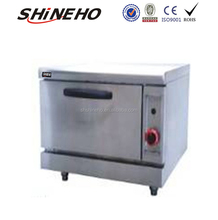 W294 Standalone Gas Oven With Stone For Bread Restaurants