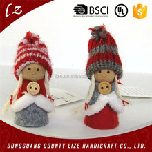 Professional manufacturer supplier hand made cotton doll
