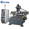 Multi heads drilling unit wooden door design cnc router machine